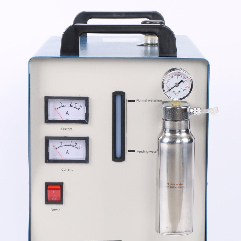 150 l / h kyslíkové vodíkové vodní svářečky akrylové - Svářecí technika - Fotografie 2