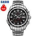 Casio часы Edifice мужские часы лучший бренд класса люкс 100м водонепроницаемый хронограф кварцевые мужские часы спортивные военные наручные часы...