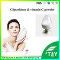 100g Fábrica fornecimento de Glutationa & vitamina C em pó com frete grátis