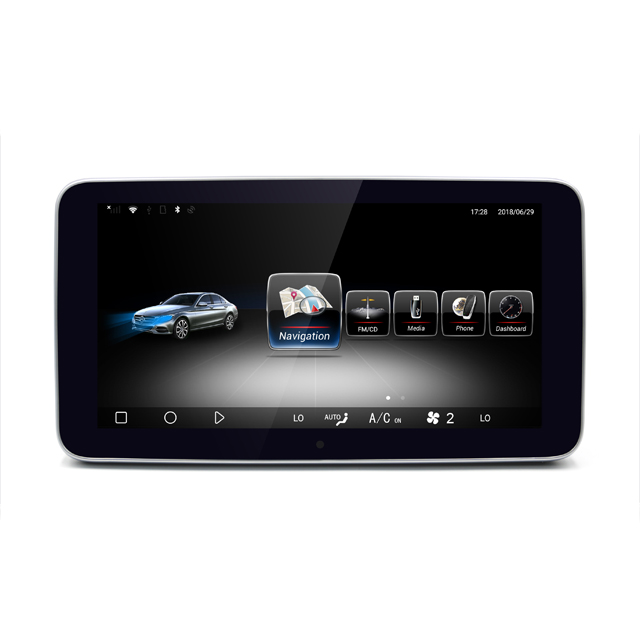 MERRYWAY2016 2018 For Benz GLA / A CLASS / 9.33'' Android DVD Multi media gps Navigation Player