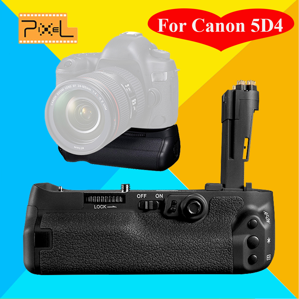 PIXEL E20 Professional Battery Grip for Canon 5D Mark IV 5D4 5D MarkIV Camera Battery Grip цена и фото