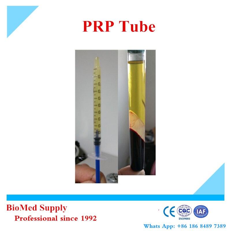 50pcs 15ml PRP tube with ACD and Gel for face PRP treatment, plastic surgey, beauty salon, hari loss etc. rakesh kumar dubey and hari har ram bottlegourd breeding