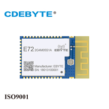 E72-2G4M05S1A Zigbee Dual Core ARM CC2630 2.4Ghz 3.2mW IPX PCB Antenna uhf Wireless Transceiver Transmitter Receiver RF Moudule