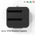 2 HDD SSD Dkicking Estação 2.5 Caso Recinto 12 TB usb 3.0 Gabinete de Disco Rígido USB 3.0 hdd caddy 9.5mm