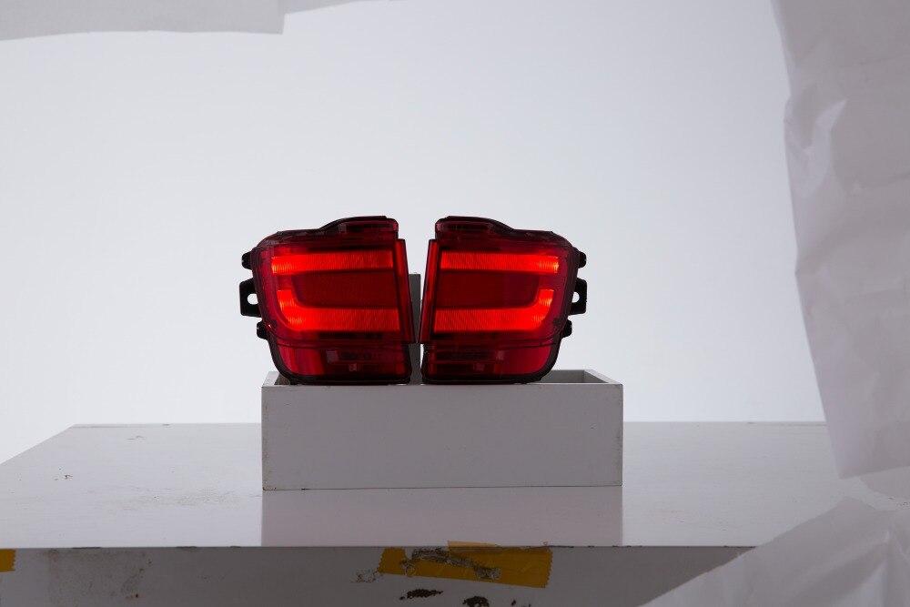 Land Cruiser üçün Vland LED arxa bamper reflektor yüngül - Avtomobil işıqları - Fotoqrafiya 5