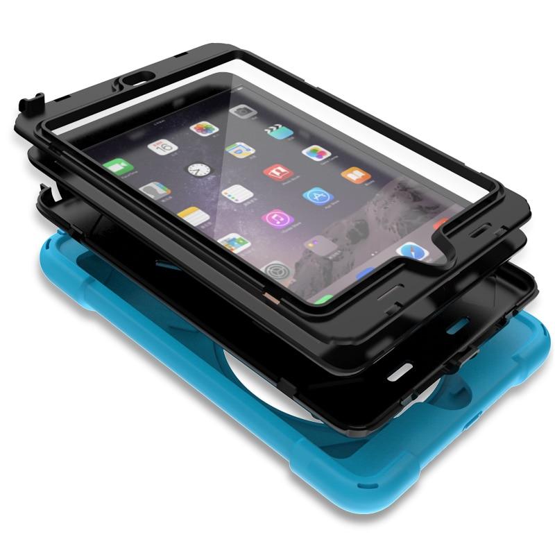 2017 novi otroški varni zaščitni ovitek za iPad mini 1 2 3 težka - Dodatki za tablične računalnike - Fotografija 6