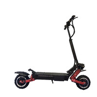 2018 Newest Design China High Quality Adults 60v 3200W dual motors electric scooter with seat