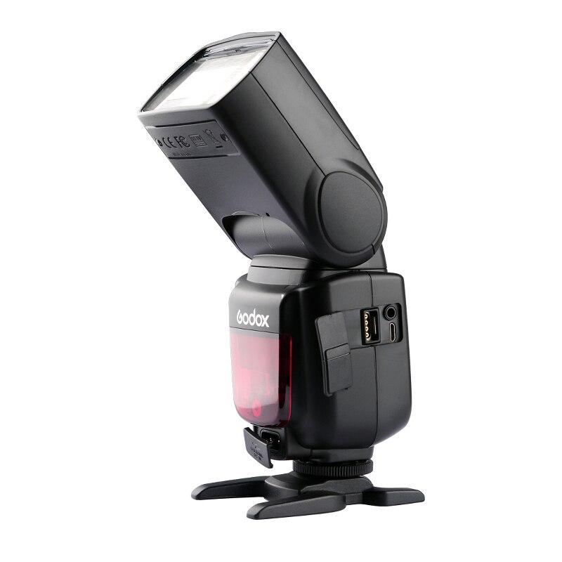 Godox TT685C 2 4G Wireless High Speed HSS 1 8000s TTL Speedlite Flash for Canon 750D