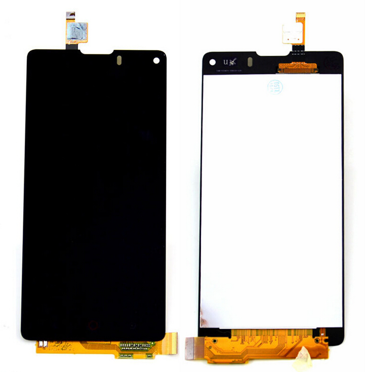 New Original LCD Display touch Screen Digitizer Assembly For ZTE Nubia Z5S Mini nx403A Assemblely Free