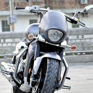 Image 5 - מסגרת מנוע התרסקות בר מגן משמר עבור סוזוקי דרות M109R 2006 2017 אביזרי אופנוע
