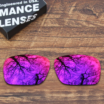 ToughAsNails Polarized Replacement Lenses for Oakley Holbrook Sunglasses Midnight Sun (Lens Only)