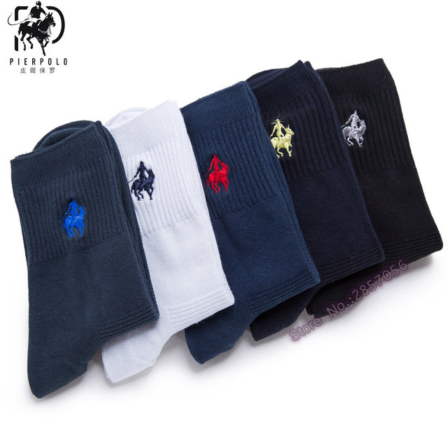 Combed Cotton Dress Socks
