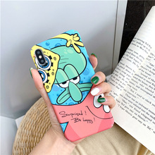 Funny Cartoon Phone Case For iphone X XR
