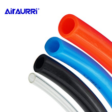 1 meter Pneumatic pats PU tube 4*2.5 mm 6*4 mm 8*5mm 10*6.5 mm 12*8 14*10mm 16*12mm air pipe Air compressor hose