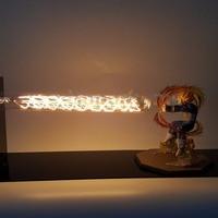 Dragon Ball Z Вегета Супер Saiyan светодиодные лампы пушки Dragon Ball Супер Son Goku светодиодные настольные лампы luces navidad