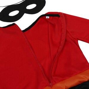 Image 4 - を超人最速ダッシュクラシック子供キッドボーイスーパーヒーローハロウィンコスプレ衣装