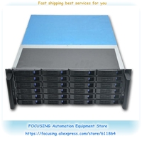 4U Server Chassis / Hot Swap Chassis 24 Hot Swap Hard Drive 4U24 Disk Industrial Control NVR 550 Long