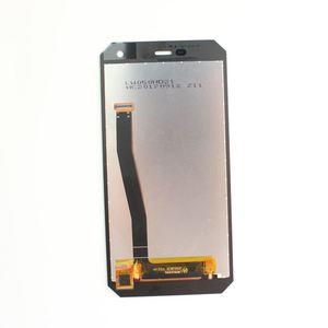 Image 4 - Nomu s10 display lcd + de tela toque 100% original lcd digitador substituição do painel vidro para nomu s10