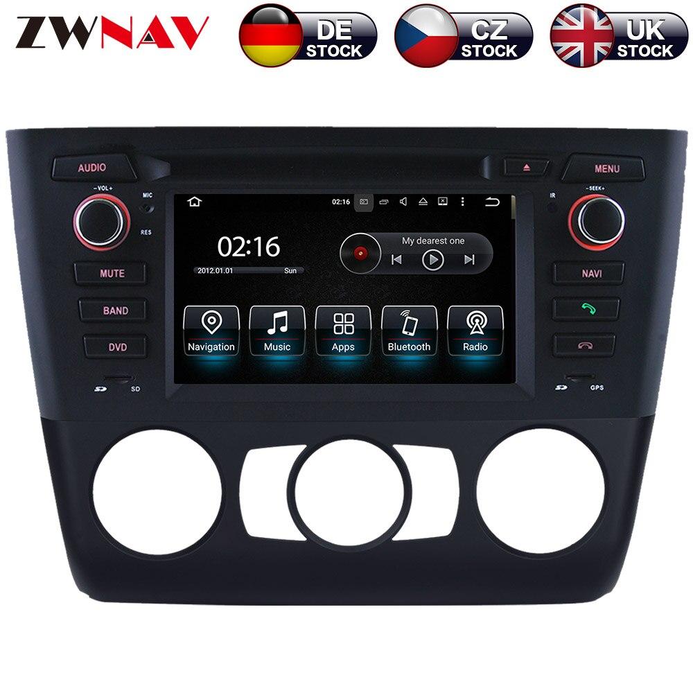 8 Core Android 8.0 Car GPS DVD Player Radio IPS Screen For BMW 1 Series E81 E82 E87 E88 116i 118i 120i 130i 2004 2012