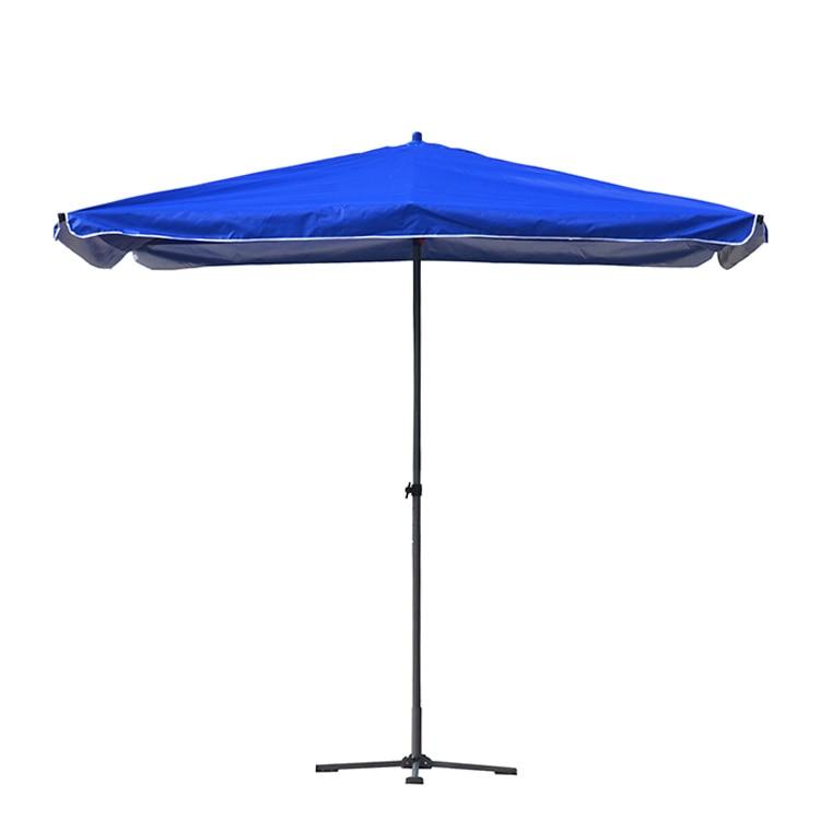 outdoor umbrella patio booth stall banana balcony side