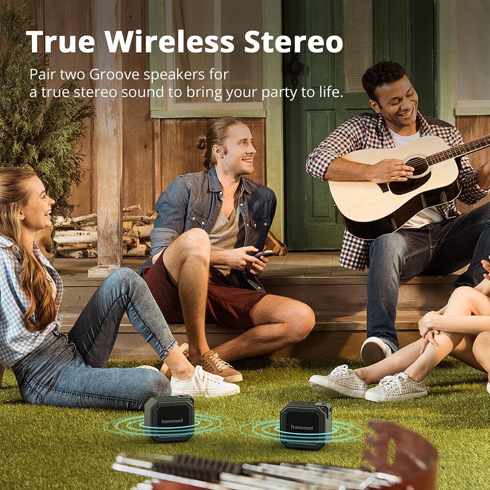 Tronsmart Groove Bluetooth Speaker 1