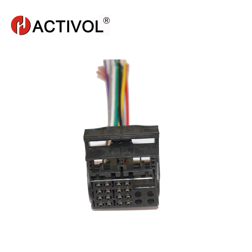 Car Radio Stereo Male ISO Plug Power Adapter Wiring Harness Special on cable harness plug, wire rope plug, wire connector plug, wire handcuffs, fuel tank plug, alternator plug, queen harness plug, wire power plug, radiator plug, battery plug,