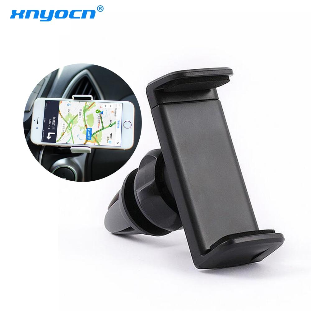 Xnyocn Autohalter Ständer für iPhone 6 6s 5s 5 i5 i6 Air Vent Mount - Handy-Zubehör und Ersatzteile