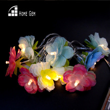 10pcs LEDs1.6M Battery Operated LED bubbles ball Lights String for Holiday Party Decoration