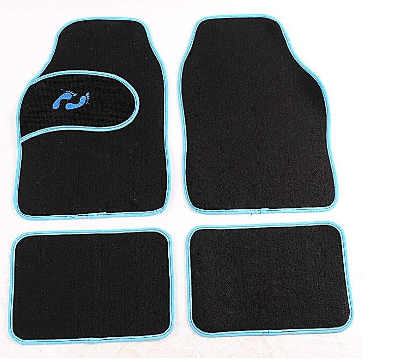 universal rug u0026 car floor mat for Volkswagen Amarok Golf Polo Ford Focus RangerTerritory Isuzu DMAX  sc 1 st  AliExpress.com & Compare Prices on Ford Focus Car Mats- Online Shopping/Buy Low ... markmcfarlin.com