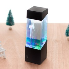 Portable Jellyfish Water Ball Aquarium LED Light