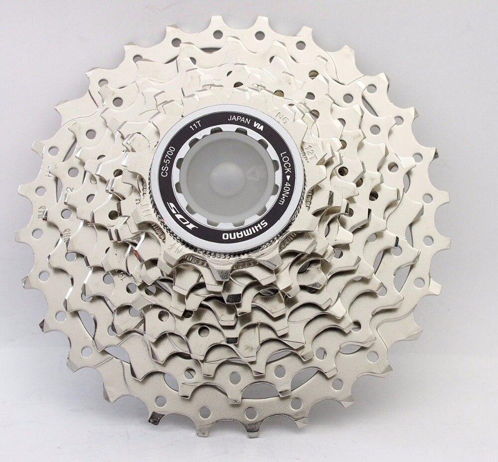 SHIMANO 5700 11-28 t 11-25 t 12-25 10 s Route vélo roue libre vélo cassette