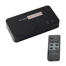 Video-Capture-Box Grabber Game XBOX Online-Video Live-Streaming HDMI EZCAP Medical 1080P