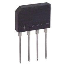 Kbl406 4a/600v ponte retificador tensão de corrente completa autêntico pé de cobre (10)