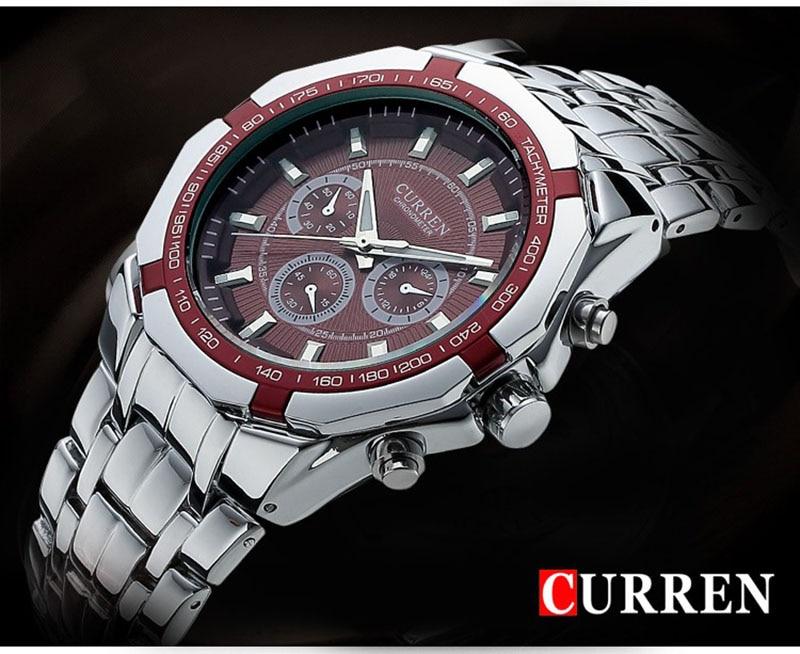 HTB1hAook97PL1JjSZFHq6AciXXa6 - Для мужчин Бизнес часы Curren Для мужчин S Часы лучший бренд класса люкс Военное Дело Полный Нержавеющая сталь кварцевые наручные часы Relogio Masculino