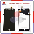 For Alcatel One Touch Pop Star OT5070 5070 LCD Screen Display + Touch Screen Digitizer Assembly Free Shipping