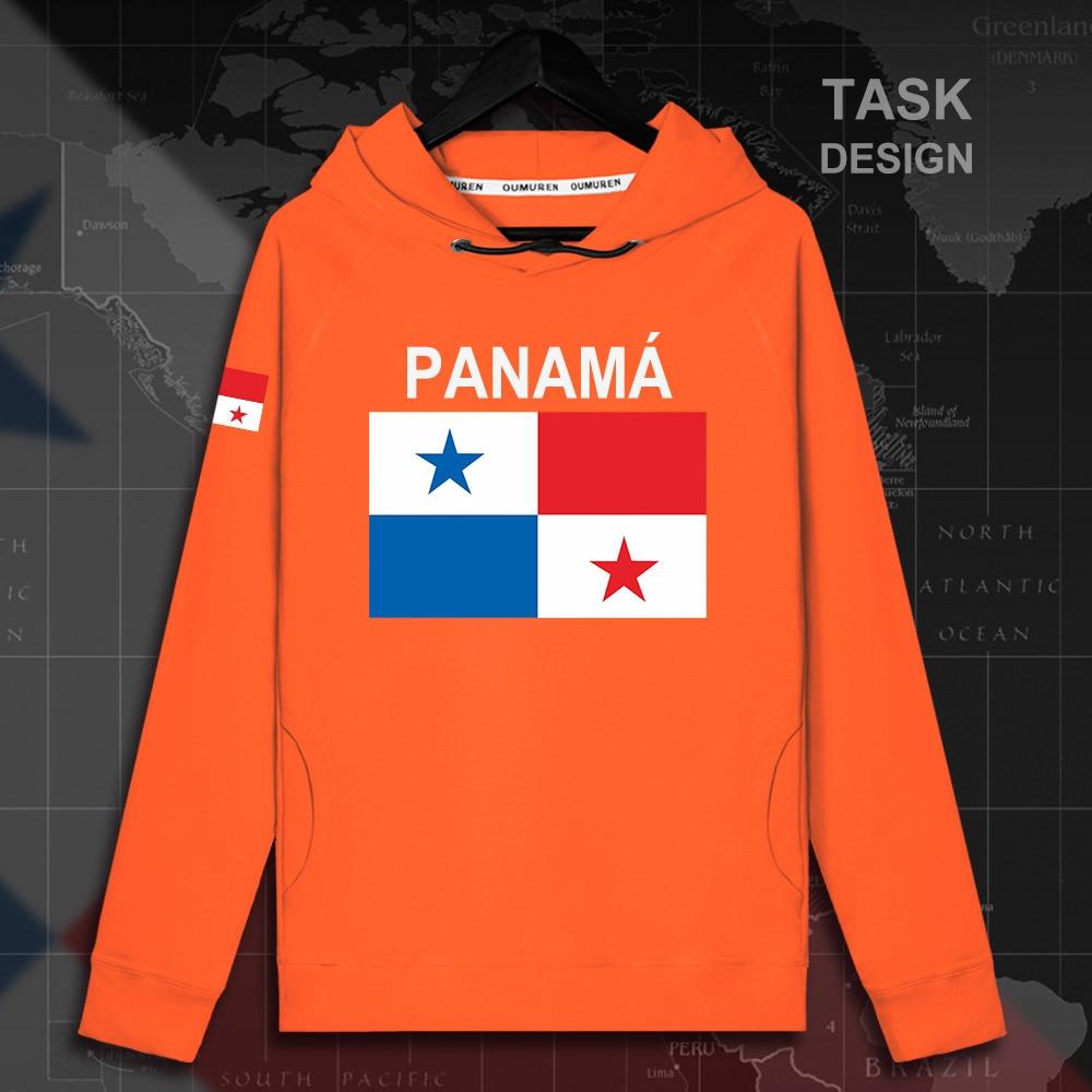 Panama Panamanian PAN Mestiz mens hoodie pullovers hoodies men sweatshirt streetwear clothing hip hop tracksuit nation flag Spri