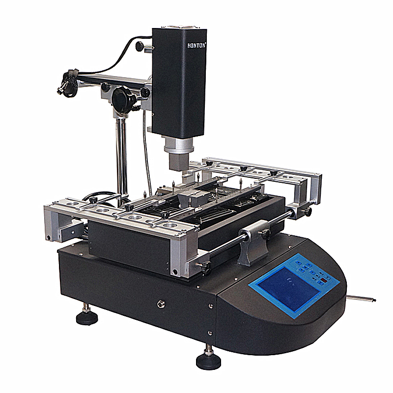 4000W 3 Zones Hot Air IR BGA Soldering Machine Station HT R490