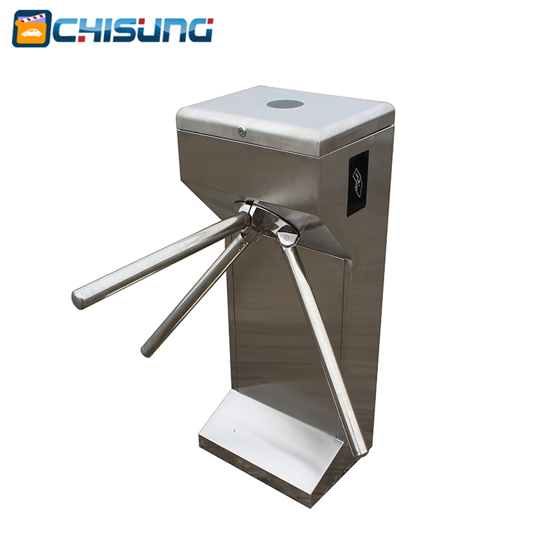 Fingerprint Access Control Turnstile for entrance and exit where need to ticket double sided turnstile for access control system catracas tourniquetes