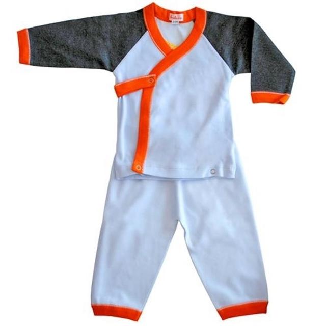 Loralin Design BW3 Boy Wrap Outfit 3-6 Months