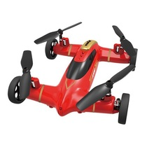 Syma X9 Air-Land Dual Mode RC Flying Car 4CH 6-Axis RC Quadcopter 2.4GHz Toys for Boys