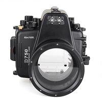 Meikon водостойкий подводный корпус для камеры Дайвинг оборудование 60 м/195ft для Nikon D750