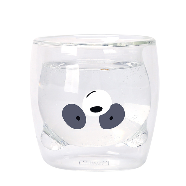We Bear Bears Glass Cup 260ml