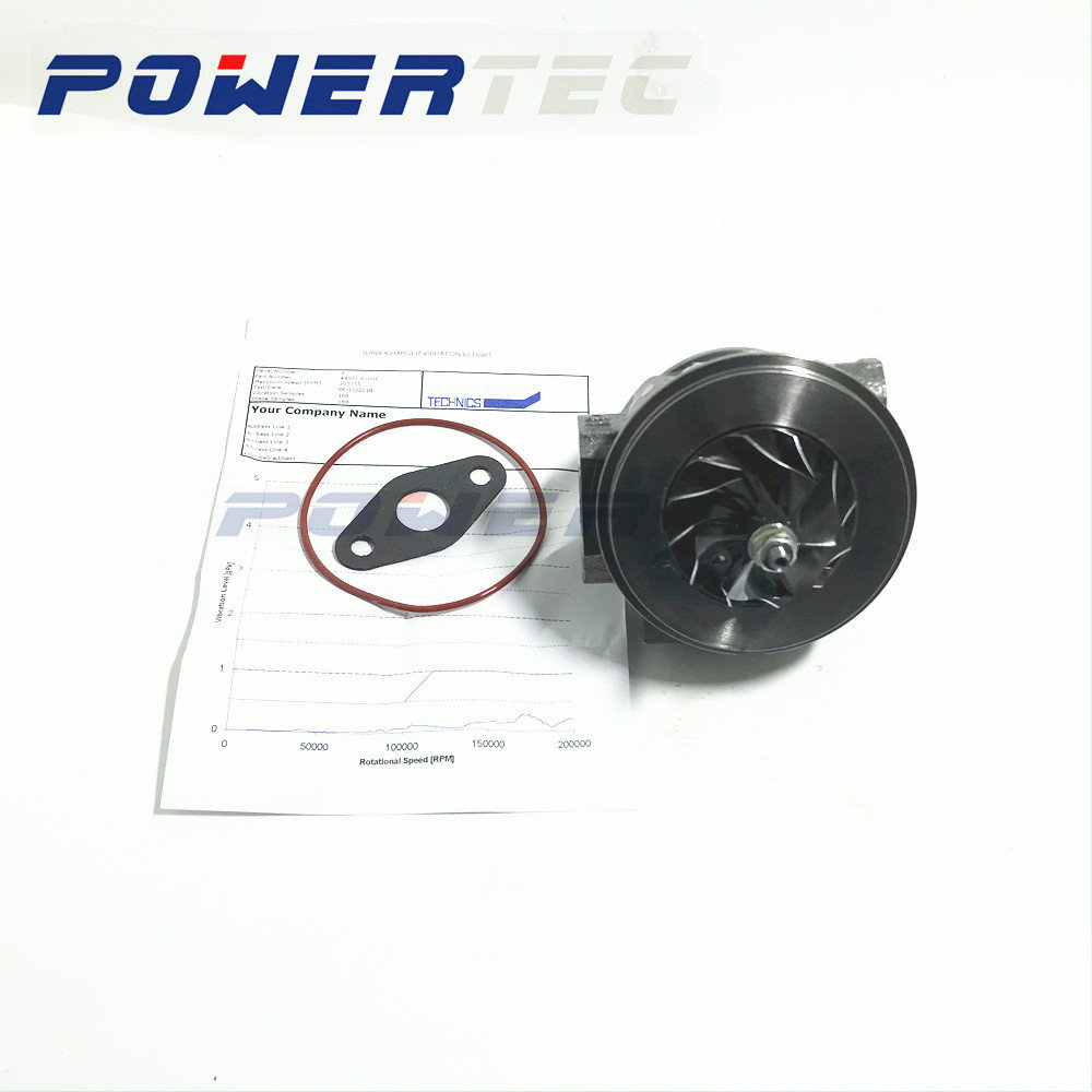 Turbo charger cartridge 49135 05830 49135 05895 chra for BMW 120D 320D 520D X1 X3 2