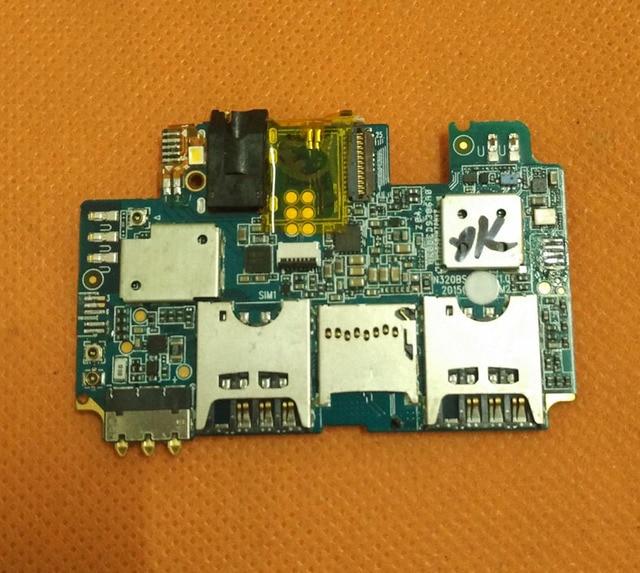 Original Placa Base placa base 2G RAM + 16G ROM para SISWOO MTK6753 C55 5.5 pulgadas Octa Core HD 1280x720 Envío gratis