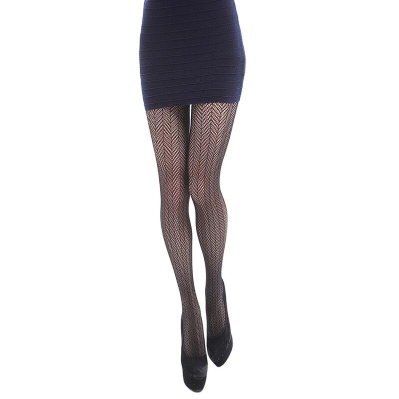 Underwear & Sleepwears Enthusiastic Hot Fashion Women Summer Sexy Hollow Out Black Fishnet Pattern Leg Tights Stockings Pantyhose Tights 5 Styles Iu989012 Always Buy Good Women's Socks & Hosiery