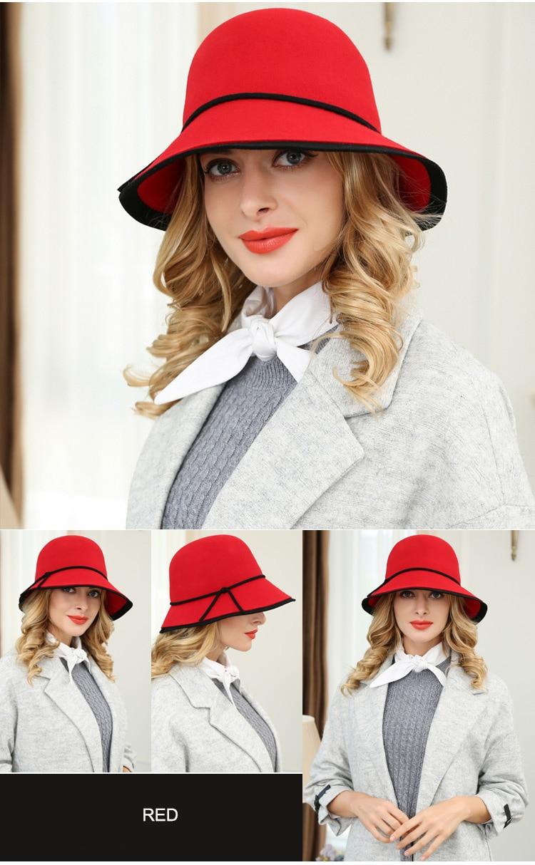1 red hat women