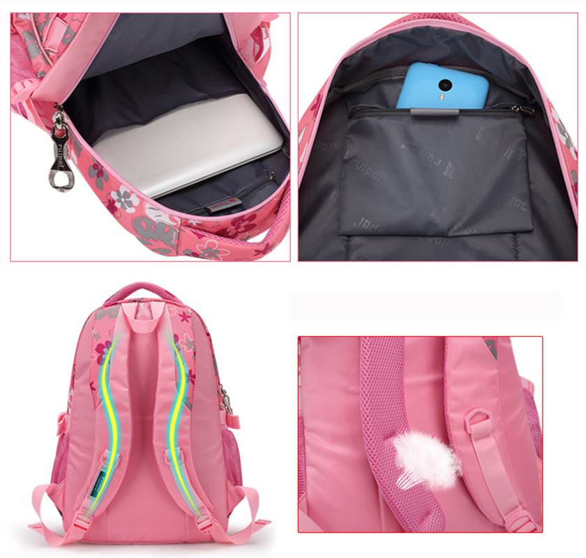 funciones mochila Backpacks : School Satchel For Girls