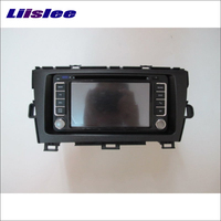 Liislee For Toyota Prius R.H.D. XW30 2009~2013 Radio CD DVD Player & GPS Navigation System Double Din Car Audio Installation Set