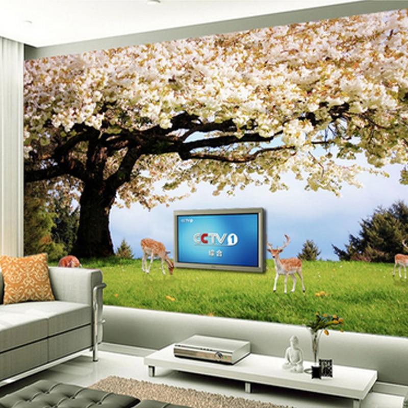 ღ ღBeibehang aangepast 3d foto muurschilderingen behang ...