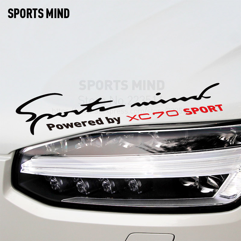 Us 599 Sports Mind Motorcycle Car Styling Waterproof Decals Vinyl Car Body Sticker For Volvo Xc70 Car Accessories In Car Stickers From Automobiles